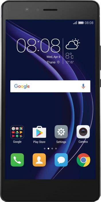 Honor 8 Smart (Black, 16 GB)