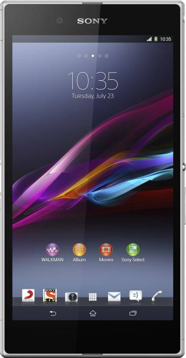 Sony Xperia Z Ultra (White, 16 GB)