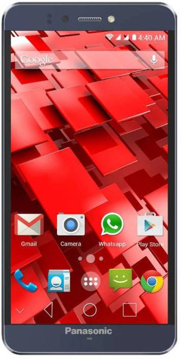 Panasonic P55 Novo (Smoke Gray, 16 GB)