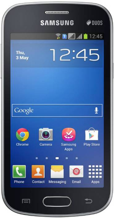 Samsung Galaxy Star Pro (Midnight Black, 4 GB)