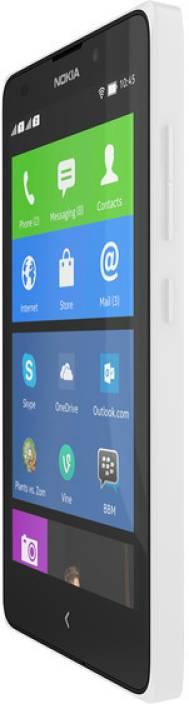 Nokia XL (White, 4 GB)