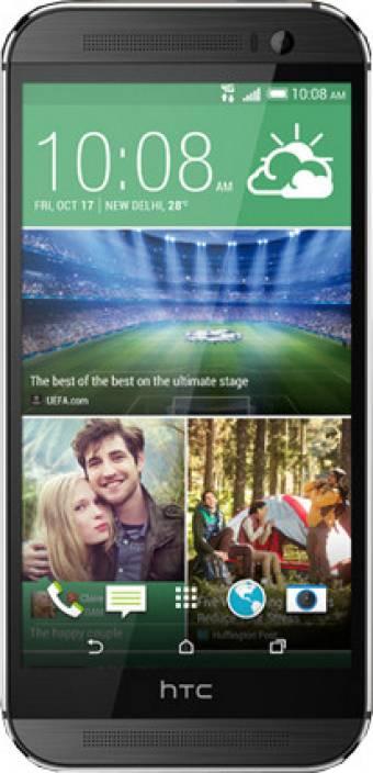 HTC One (M8 Eye) (Grey, 16 GB)