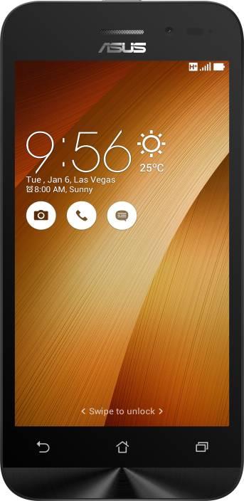 Asus Zenfone Go (Gold, 8 GB)
