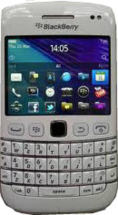 Blackberry Bold 9790 (White, 8 GB)