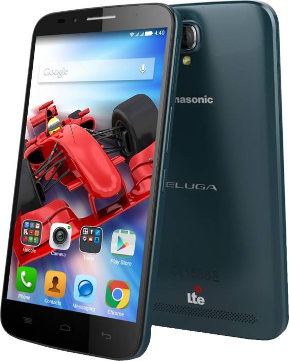 Panasonic Eluga Icon (Slate, 16 GB)