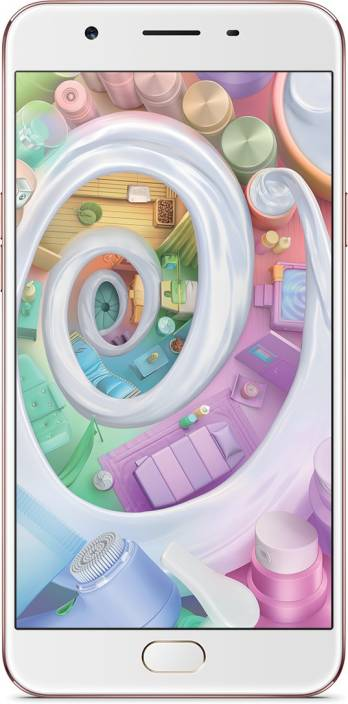 OPPO F1S (Rose Gold, 64 GB)