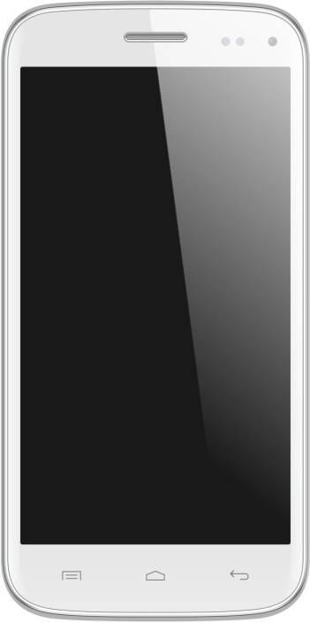 Micromax Canvas Turbo Mini A200 (White, 4 GB)