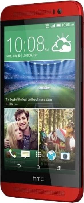 HTC One E8 Dual Sim (Red, 16 GB)