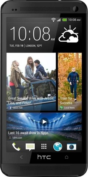 HTC One 802d (Black, 32 GB)