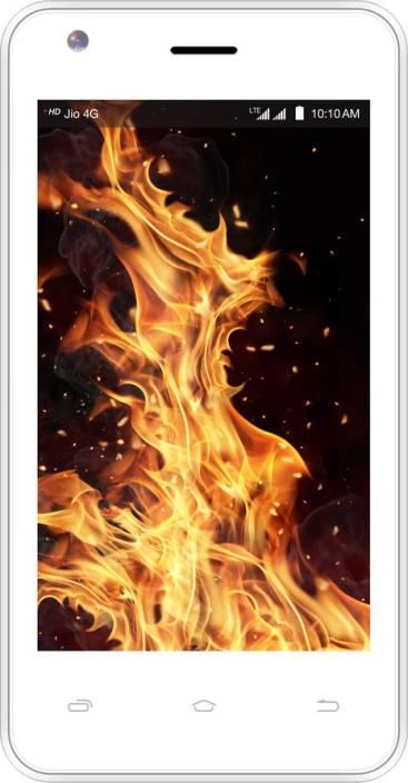 LYF Flame 2 (White, 8 GB)