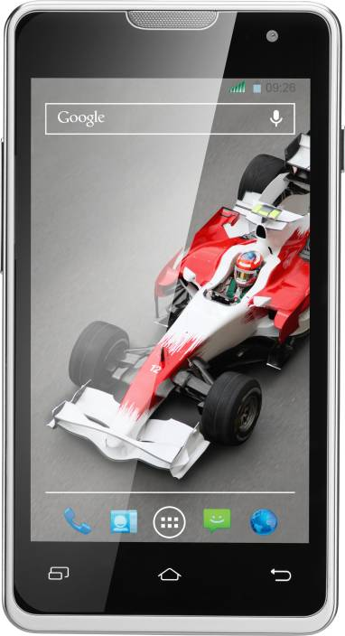 Xolo Q500 (White, 4 GB)