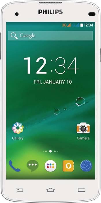Philips i908 (White, 16 GB)