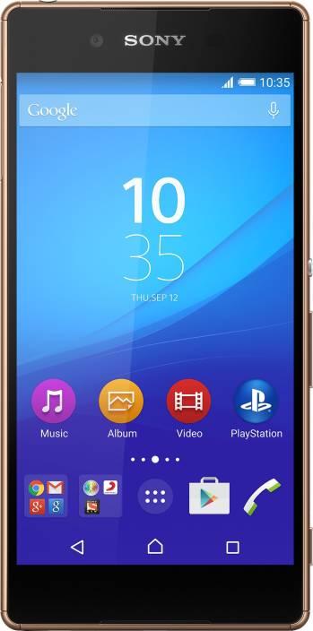 Sony Xperia Z3+ (Copper, 32 GB)