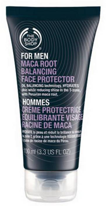 The Body Shop For Men Maca Root Balancing Face Protector (100 ml)
