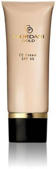 Oriflame Sweden Giordani Gold CC Cream SPF 35(Light) Foundation