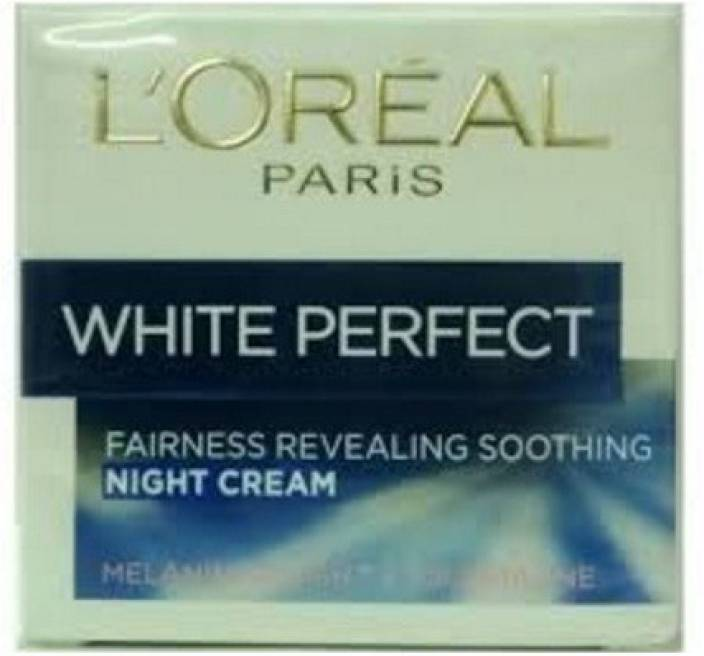L'Oreal Paris White Perfect Fairness Revealing Soothing Night Cream