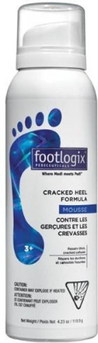 Footlogix Extra Cracked Heel Mousse Formula 3+