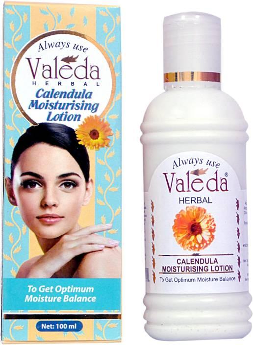 Valeda Herbal Calendula Moisturising Lotion