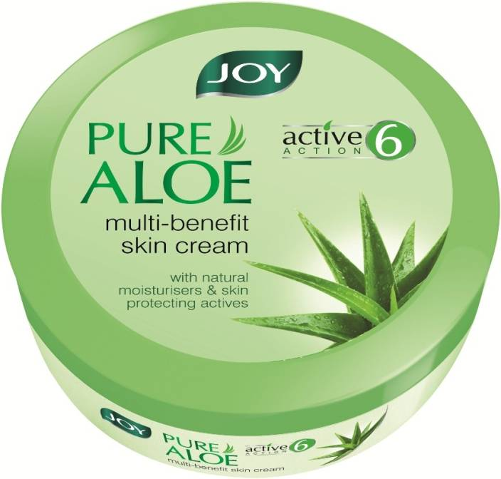 joy pure aloe multi benefit skin cream 500 ml price in india buy