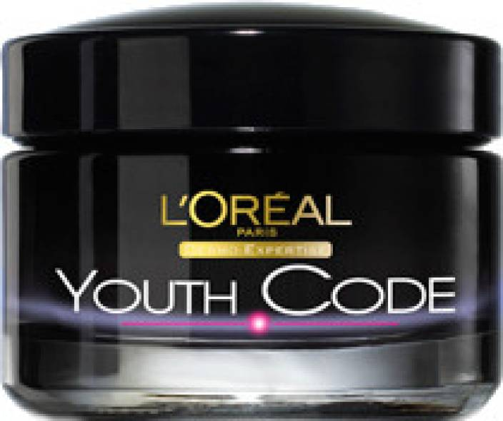 l oreal youth code youth boosting cream night price in india buy