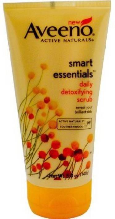 Aveeno Daily Detoxifying Scrub