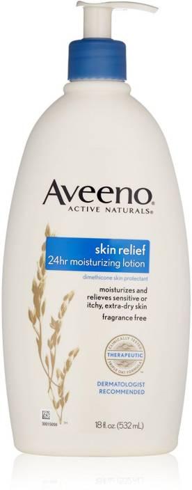 Aveeno Active Naturals Skin Relief 24 Hour