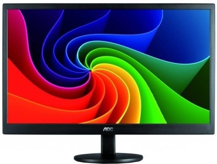 AOC15 6 inch LED Back lit LCD ヨe1670Swu/WM Monitor