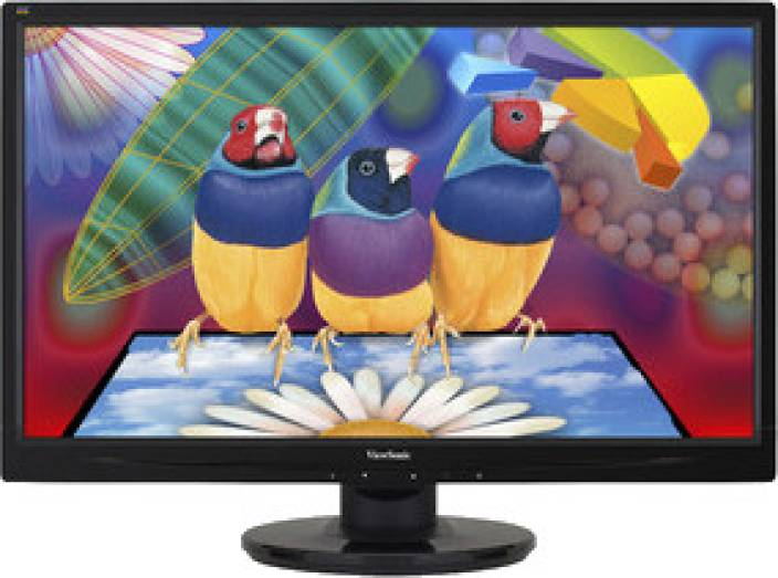 View Sonic 20 inch HD LED Backlit Monitor