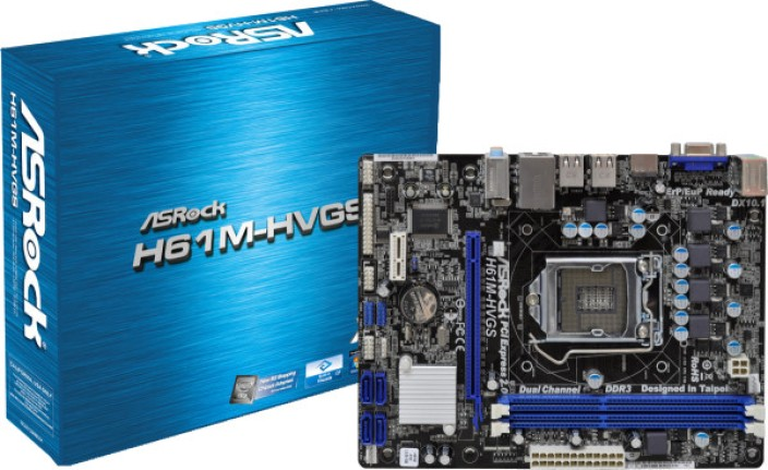 Asrock H61M-HVGS Realtek LAN Windows 8 X64