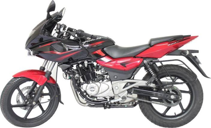 Bajaj Pulsar 220 F ( Ex-showroom price starting from - Rs 88,800)