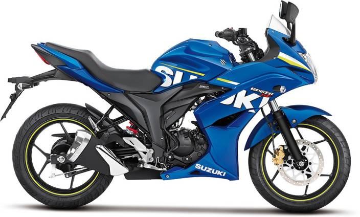 Suzuki Gixxer SF (SPL) ( Ex-showroom price starting from - Rs 84881
