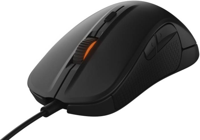 SteelSeries Rival 300 Wired Optical  Gaming Mouse
