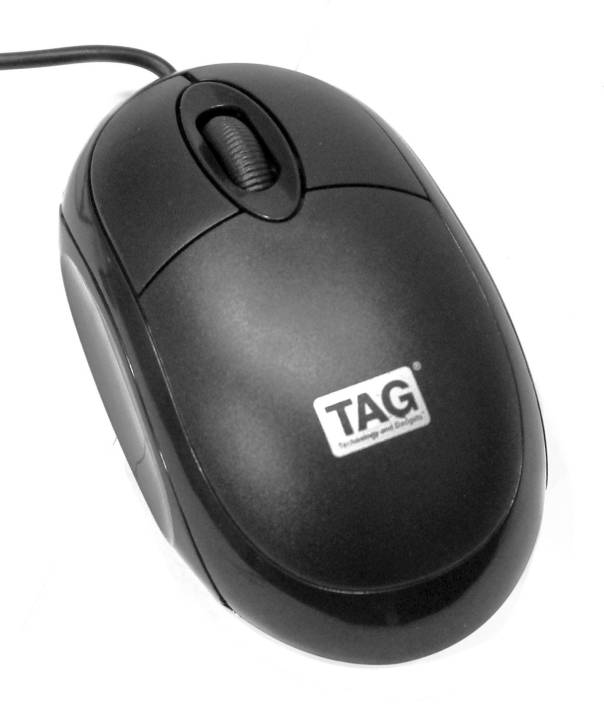 TAG USB 837 Wired Optical Mouse