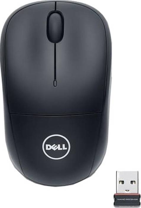 Dell WM123 Wireless Notebook Mouse