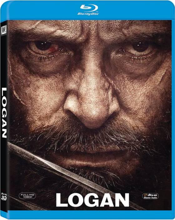 Logan 3D Blu-Ray)