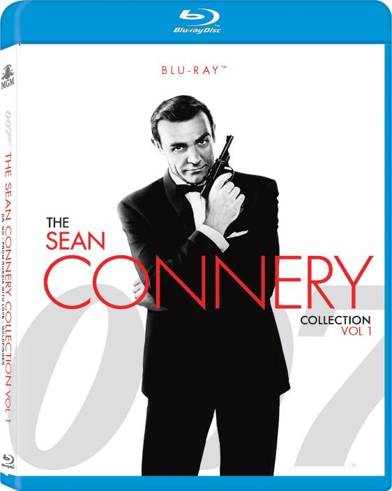 SEAN CONNERY COLL. VOL. 1 (BOND MOVIES) (DR. NO, FROM RUSSIA WITH LOVE, GOLDFINGER)