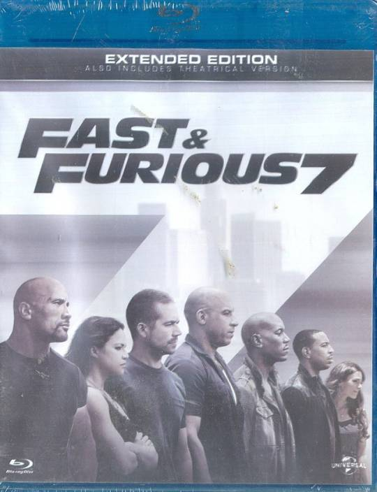 fast furious 7 price in india buy fast furious 7 online at