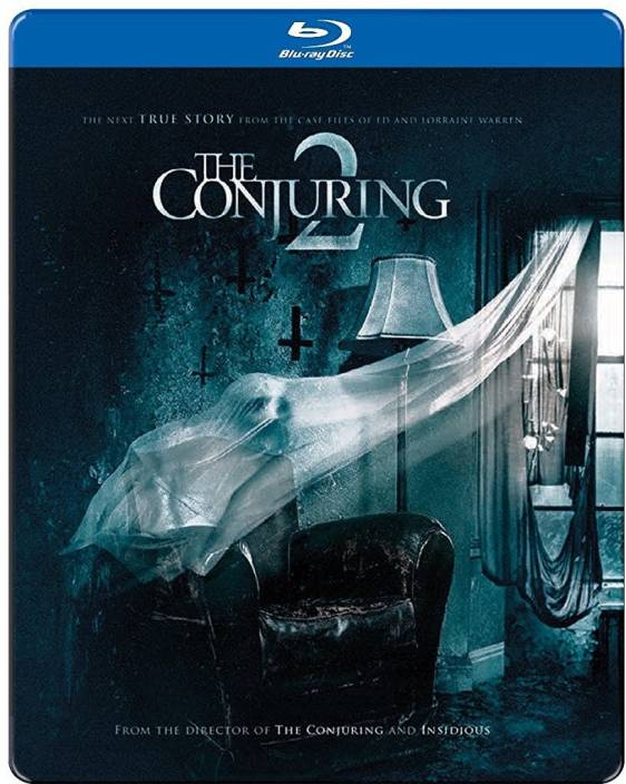 The Conjuring 2 Steel Book Price In India Buy The Conjuring 2