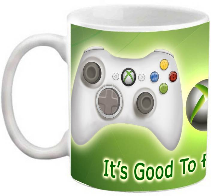 EFW Xbox Its Good To Play Together Ceramic Mug Price in India - Buy