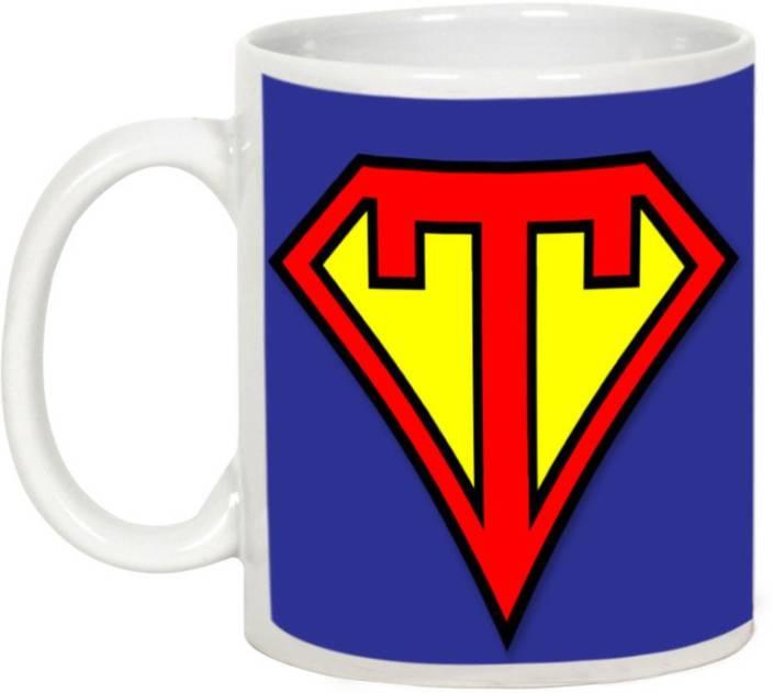 AllUPrints Super Duper Teacher Ceramic Mug