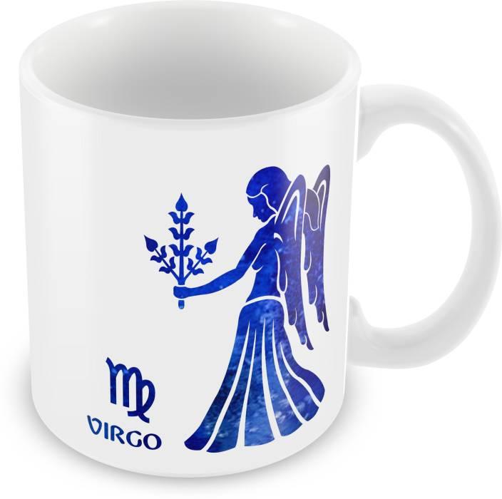 Posterboy Virgo Sun Sign Ceramic Mug Price In India Buy