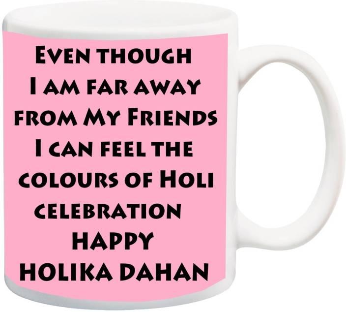 ME&YOU Gift For Holi