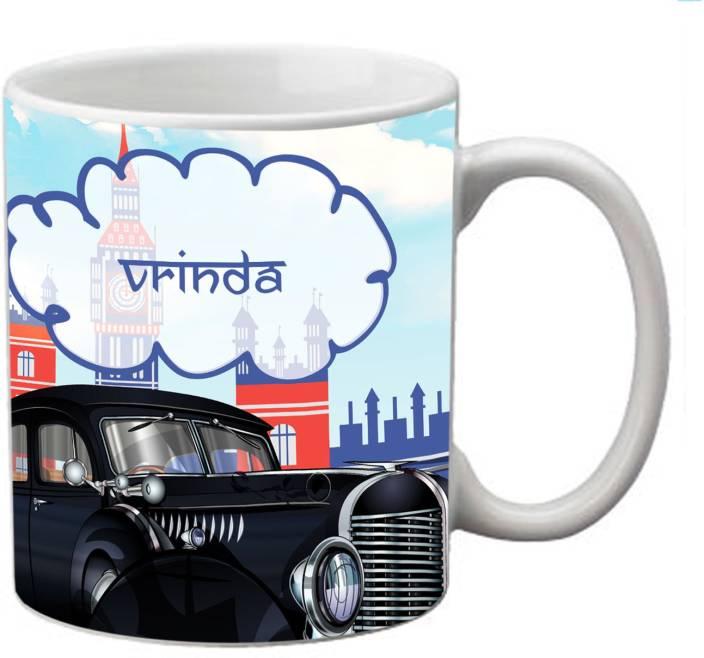 meSleep Vrinda-14711 Ceramic Mug
