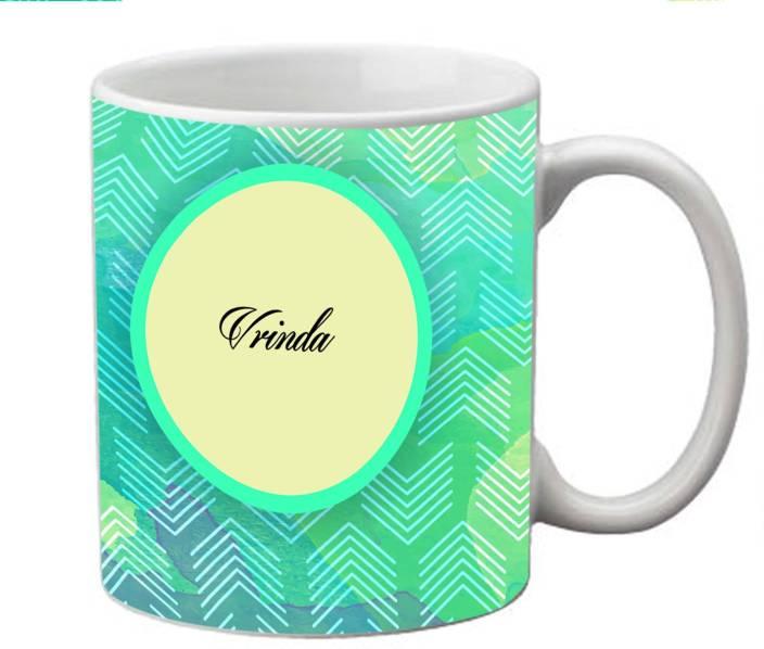 meSleep Vrinda Ceramic Mug