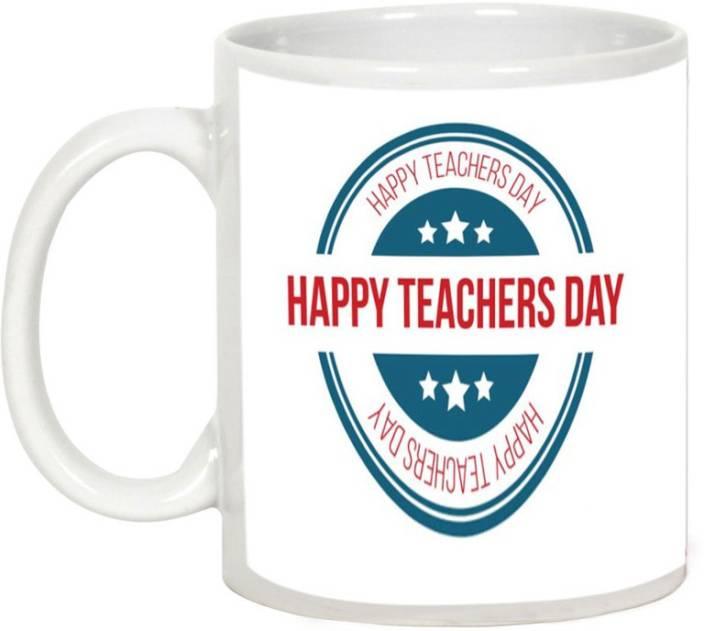 AllUPrints My Teacher My Star Ceramic Mug