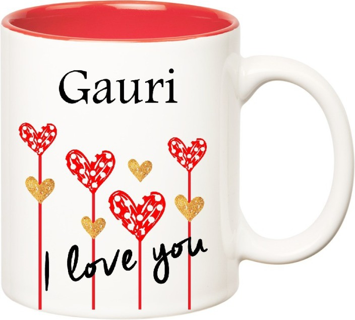 gouri name love