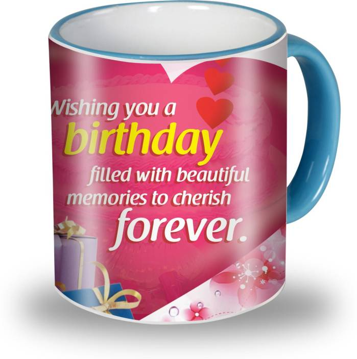 Presto Birthday Gift For Your Family Friends Girlfriend Or Boyfriend Ceramic Mug Price In India