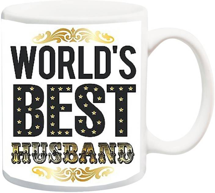 MEYOU Best Gift For Hubby On BirthdayValentines DayAnniversary Worlds Husband