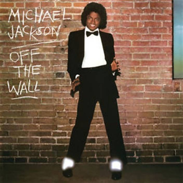 Michael Jackson Off the Wall (CD/ DVD) Import Audio CD Deluxe Edition