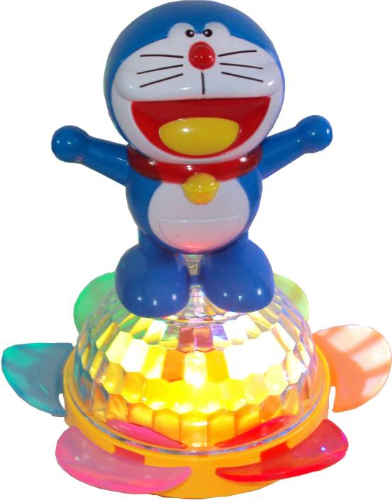Parteet Dancing Doraemon with Lights & Music for Kids